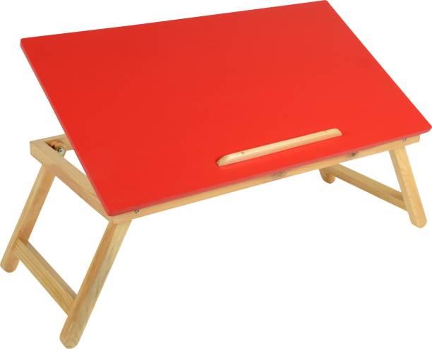 MAVERICK INTERIO Multipurpose Laptop Wood Portable Laptop Table
