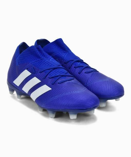 timeless design dcbe4 7e0fe ADIDAS NEMEZIZ 18.1 FG Football Shoes For Men