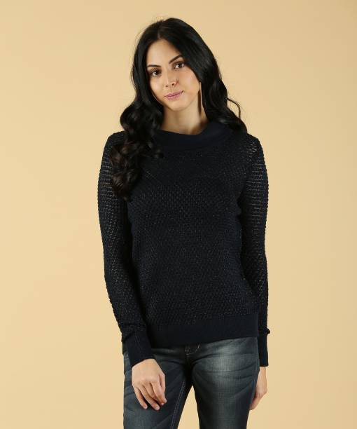 1982edbfe7 High Neck Sweater - Buy High Neck Sweater online at Best Prices in ...
