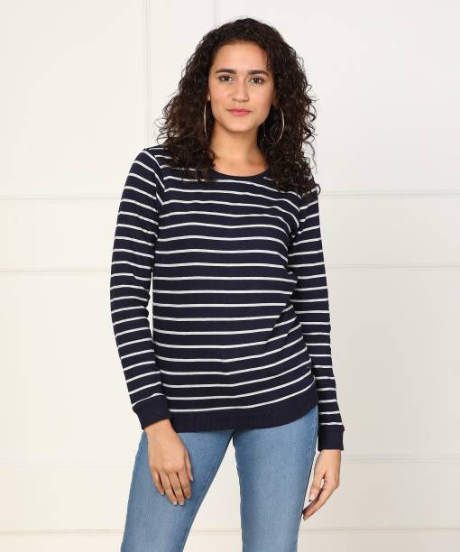 Sweatshirts - Buy Sweatshirts   Hoodies for Women Online at Best ... aad9cbdf7