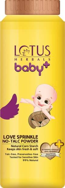LOTUS HERBALS Baby Plus Love Sprinkle No Talc Powder