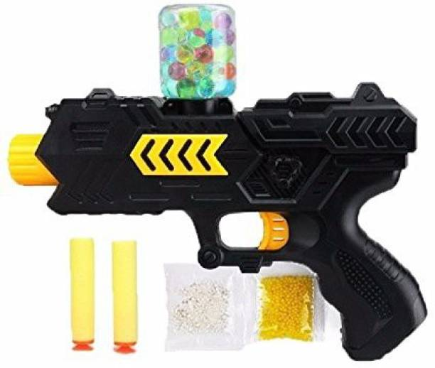 Pacific Toys 2 in 1 Soldier Gun with Jelly Shots and Soft Foam Bullets Guns & Darts