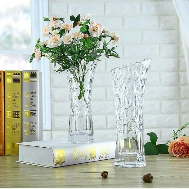RAAYA Glass Vase & Vases - Buy Vases Online at Best Prices In India | Flipkart.com