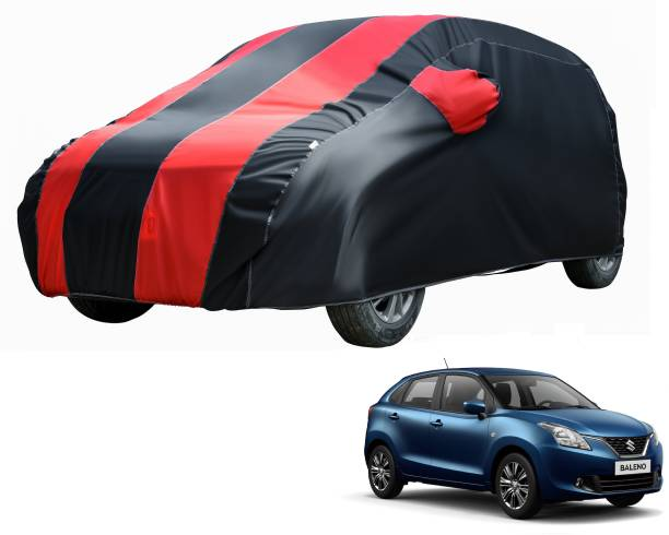 Fit Fly Car Cover For Maruti Suzuki Baleno (With Mirror Pockets)