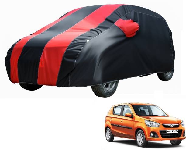 Fit Fly Car Cover For Maruti Suzuki Alto K10 (With Mirror Pockets)