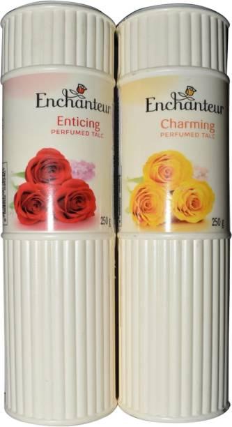Enchanteur Enticing And Charming Perfumed Talc 500g