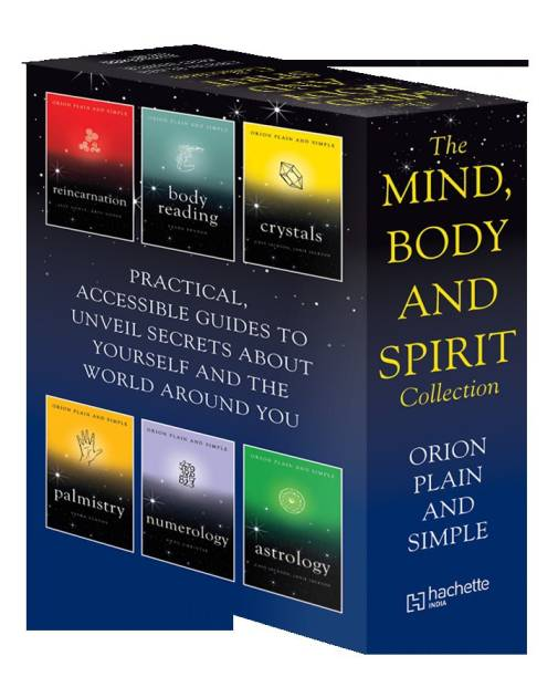 The Mind, Body and Spirit Collection