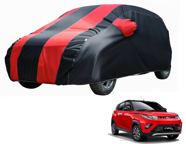 Fit Fly Car Cover For Mahindra KUV100 (With Mirror Pockets)