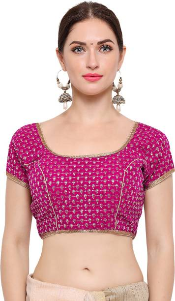 8014f1a7e4652 Underwire Blouse Material - Buy Underwire Blouse Material Online at ...