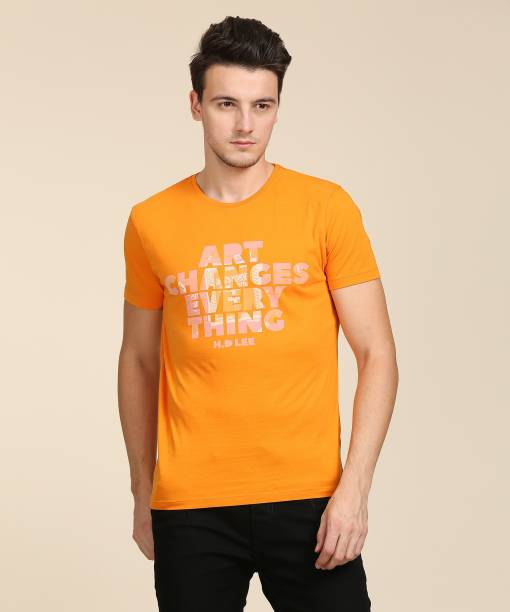 1cecab8f Lee Tshirts - Buy Lee Tshirts Online at Best Prices In India ...