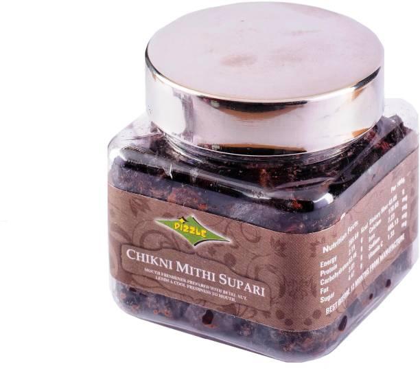 DIZZLE Chikni Mithi Supari 100 g Mint Mouth Freshener