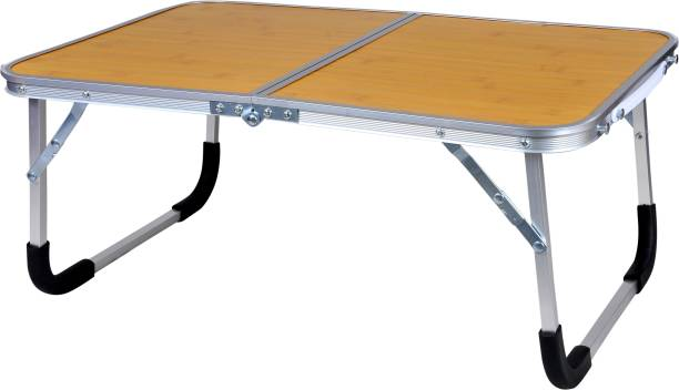 Snazzy Portable Standing Wood Portable Laptop Table