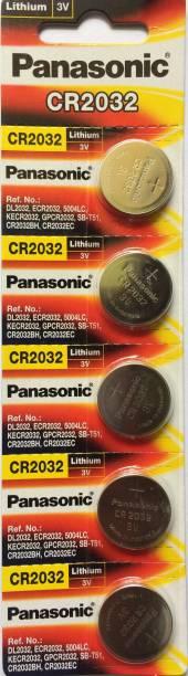 Panasonic Original CR 2032  Battery