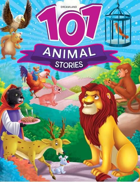 Miss & Chief 101 Animals Stories (Paperback)