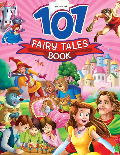 Miss & Chief 101 Fairy Tales Book (Paperback)