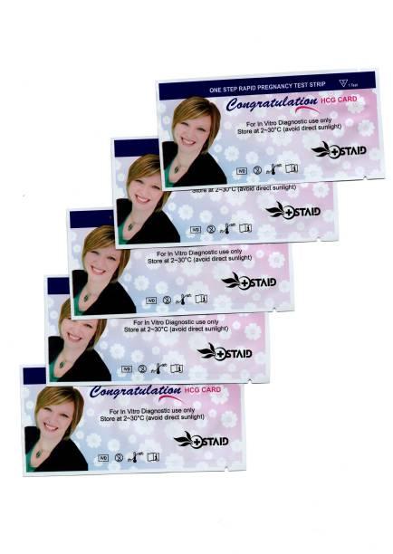 Congratulation Combo Of 5 Pregnancy Test Kit Pregnancy Test Kit