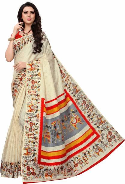 14228b996a Wama Fashion Sarees - Buy Wama Fashion Sarees Online at Best Prices ...
