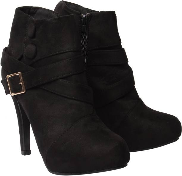 High Heel Boots - Buy High Heel Boots online at Best Prices in India ... 1b9048e8b7
