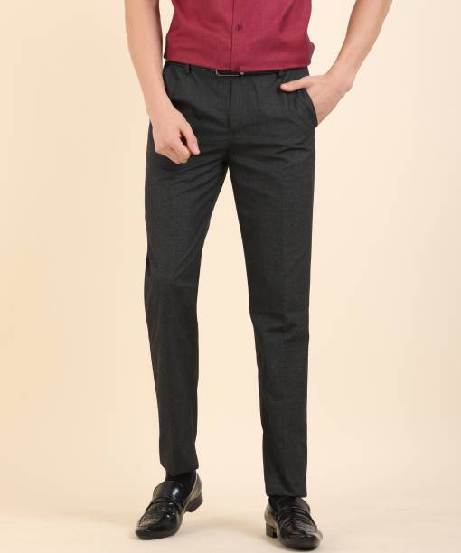 fdcc48ac4782e9 Formal Trousers - Buy Formal Trousers Online at Best Prices In India ...