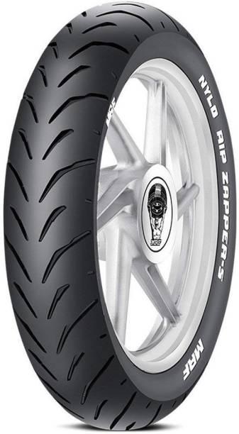 MRF ZAPPER-S 140/70-17 66H TUBELESS BIKE TYRE Rear Tyre