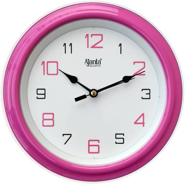 AJANTA Analog 15 cm X 15 cm Wall Clock