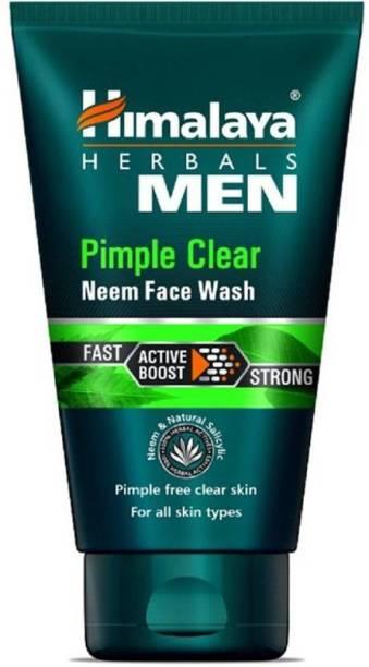 HIMALAYA Him Pimple Clear Neem  (100 ml) Face Wash