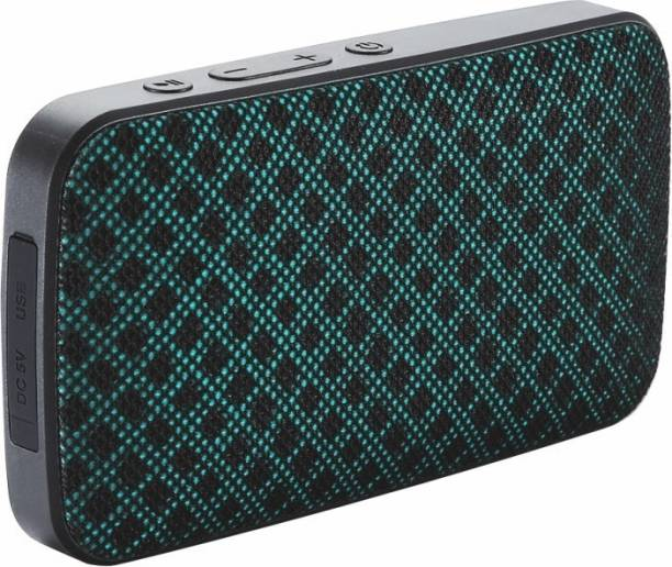 Portronics Vibe POR-938 Bluetooth Wireless 8W Speaker (Blue) 8 W Bluetooth Speaker