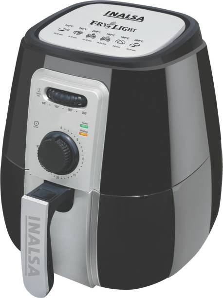 Inalsa Air Fryer-Fry Light Air Fryer