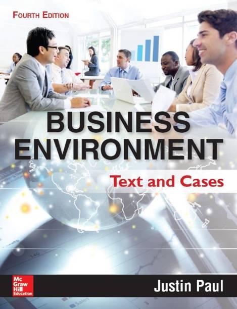 Business Environment, 4/e