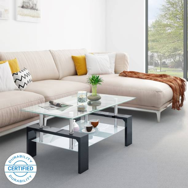 Glass Furniture - Buy Glass Furniture Online at Best Prices ...