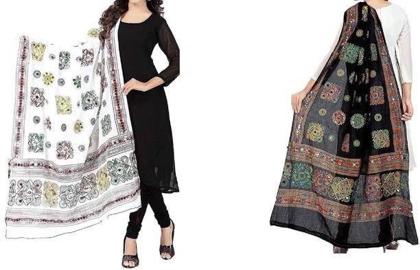 Raw silk dupattas buy raw silk dupattas online at best prices in