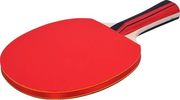 Roadmill Fujita Red, Black Table Tennis Racquet