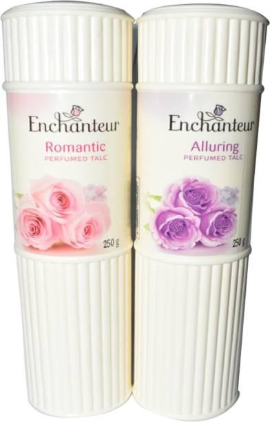 Enchanteur Romantic And Alluring Perfumed Talc 500g