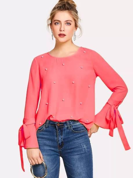 96efd17ad1d9f6 Party Tops - Buy Latest Party Wear Tops Online at Best Prices In ...