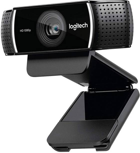 c10bb359244 Logitech C922x Pro Stream Webcam - Full 1080p HD Camera - Background  Replacement Technology for YouTube