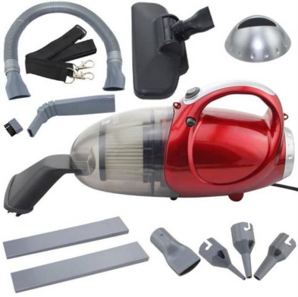 Bluwings 1 x jk - 8 electric vacuum cleaner, 1 x english user manual, 1 x belt, 3 x inflation sucker, 3 x tube, 4 x cleaning sucker Combo