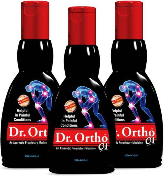 Dr. Ortho Joint Pain Relief Oil Liquid
