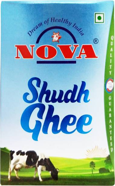 NOVA Shudh Ghee 1 L Carton