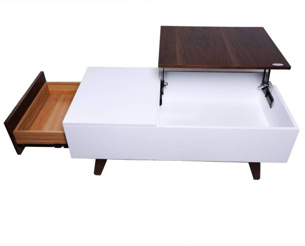 Grofurnish Gfct019 Engineered Wood Coffee Table