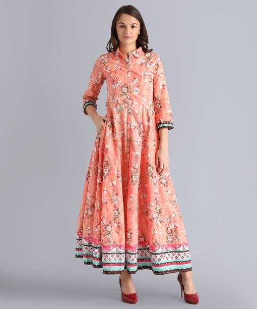 79093a0fe4e5e3 Biba Clothing - Buy Biba Anarkali Kurtis Kurtas Online at Best ...