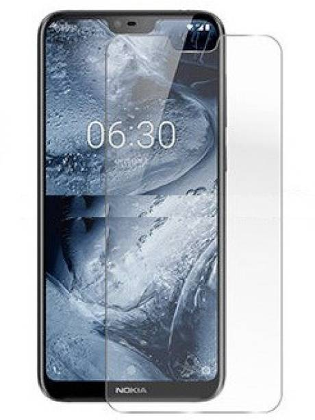 Power Tempered Glass Guard for Nokia 6.1 Plus