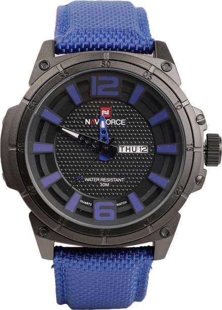 Naviforce NF9066NBBEBE Watch - For Men