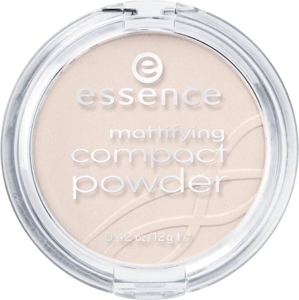 ESSENCE Mattifying compact powder 10 light beige Compact