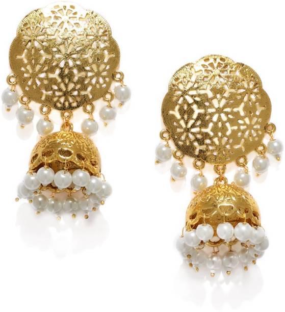 15bd07f4ee1 Zaveri Pearls Earrings - Buy Zaveri Pearls Earrings Online at Best ...