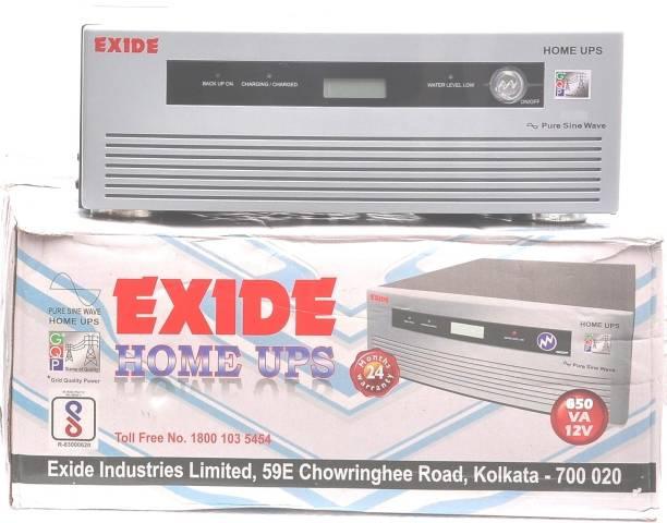 EXIDE 650 VA Pure Sine Wave Inverter