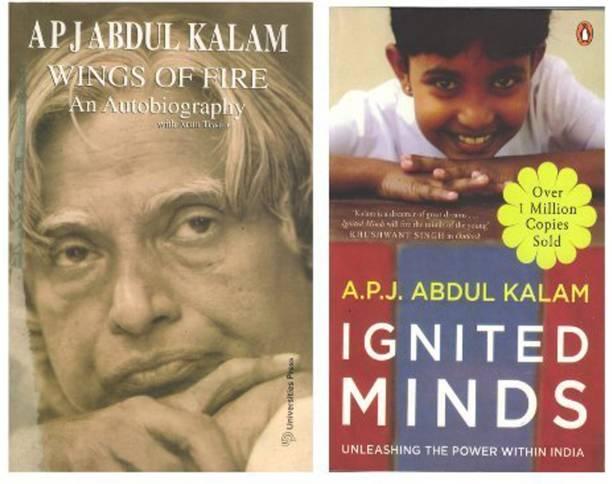 Set Of 2(Two) By Apj Abdul Kalam