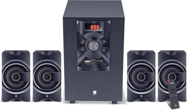 iBall SoundKing i3 4.1 35 W Bluetooth Home Theatre