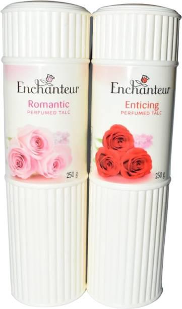 Enchanteur Romantic And Enticing Perfumed Talc 500g