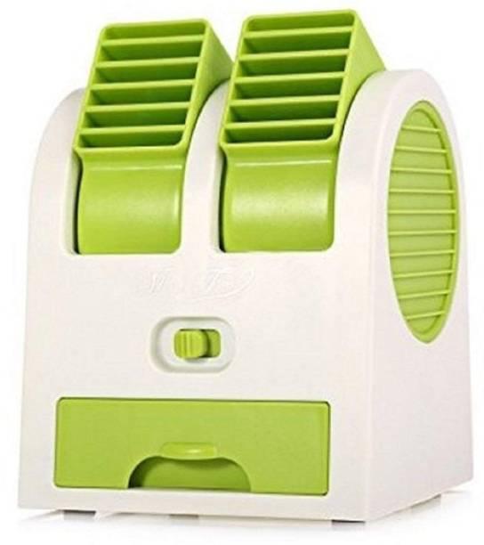 250d0dfedf3 ZURU BUNCH New Summer Special USB Fan Mini Air Conditioner Water Mist Fan  with Lithium Battery