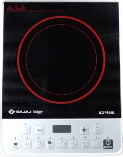 BAJAJ ICX Pearl Induction Cooktop